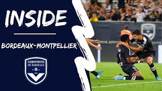 Inside #2 : Au coeur de Bordeaux - Montpellier