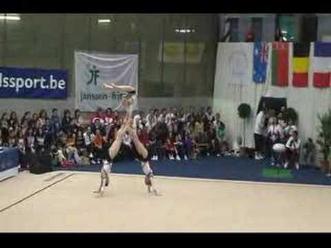 Flanders International Acro Cup 2006: Finals - Combined