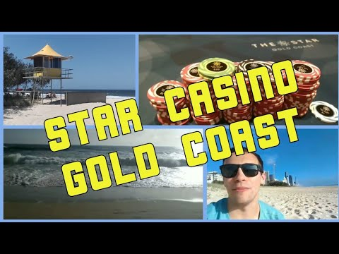 Star Casino Gold Coast Poker Vlog