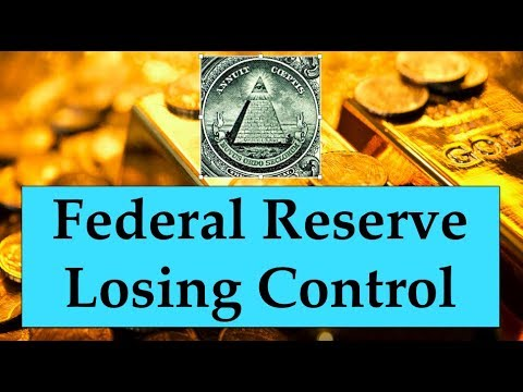 Gold Price Update - February 14, 2018 + Federal Reserve (FED) Losing Control