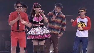 NMB48 ライブに8.6秒バズーカー 乱入 バイク川崎バイクとコラボ 山田菜...