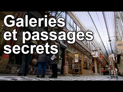 Galeries et passages secrets