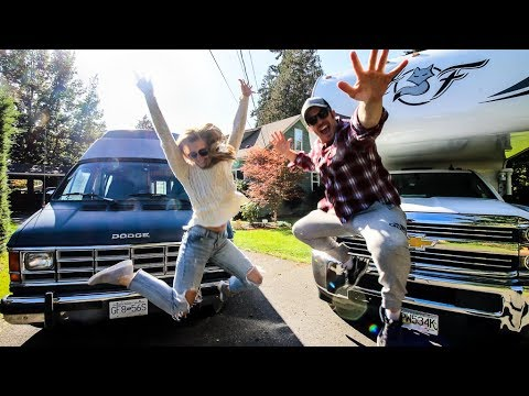 Our Trip Across CANADA Starts NOW!! | Full-time Rv Couple