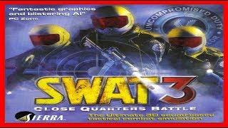 SWAT 3 - Close Quarters Battle 1999 PC