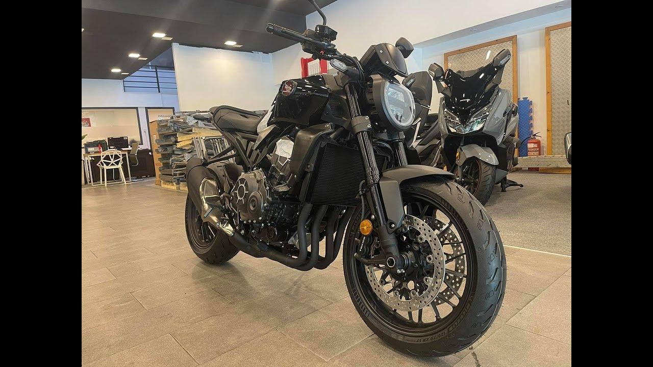 Tin nhanh 24/7 - Chi tiết thực tế Honda CB1000R Black Edition 2021 đầu tiên xuất hiện tại VN.