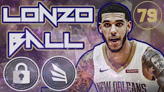 HOW TO MAKE THE BEST DEMIGOD LONZO BALL BUILD ON NBA 2K20 2 WAY PLAYMAKER