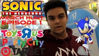 Sonic Merch Hunt - Store To Store