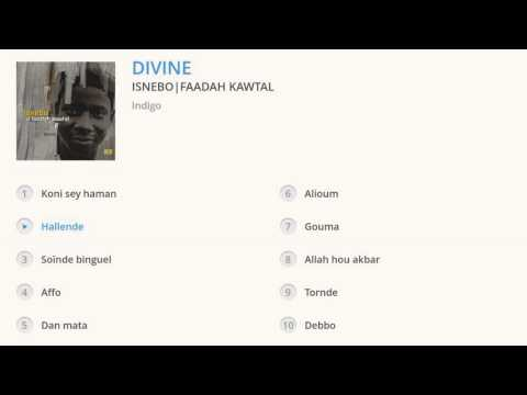 Isnebo, Faadah Kawtal - Divine