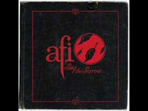A.F.I. Untitled Track from Sing the Sorrow CD