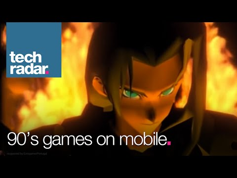The best classic 90's games you can play on iOS and Android