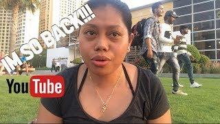 Im so back!!!! In youtube | TMI TAG
