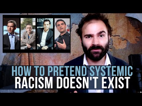 How To Pretend Systemic Racism Doesn't Exist - SOME MORE NEWS