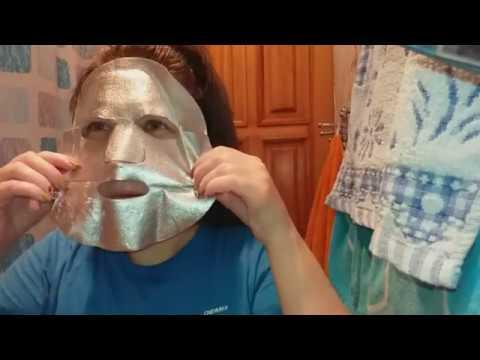 Корейские новинки от Фаберлик + Тест-драйв фольгированной маски