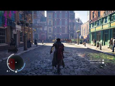 Assassin's Creed  Syndicate i5 8600k gtx 970 sli OC