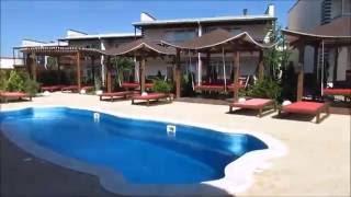 видео Отели с бассейном в Крыму