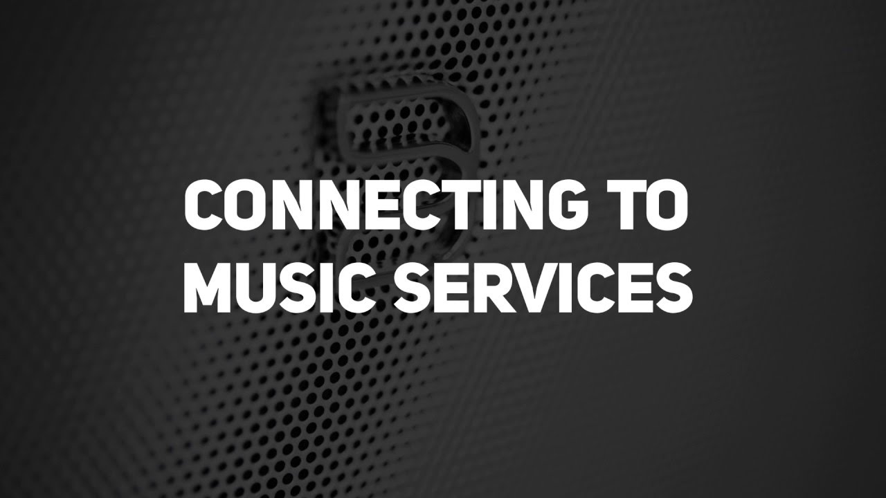 What Music Services does BluOS Support? – BluOS