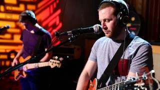 We Were Promised Jetpacks - Roll Up Your Sleeves / Sore Thumb - Audiotree Live
