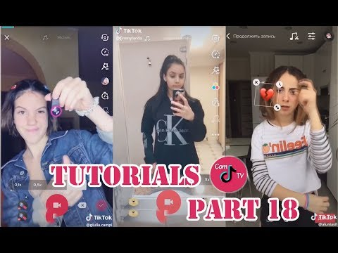 TikTok Tutorials 2019 Part 18