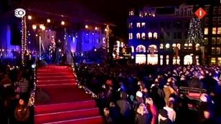 Pearl Jozefzoon - O kom, O kom Immanuel - Kerstfeest op de Dam 21-12-12 HD