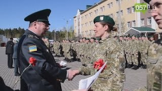 В Учебном центре Госпогранслужбы состоялся очередной выпуск младших инспекторов пограничной службы