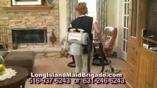 Long Island House cleaning and maid services by Maid Brigade of Long Island