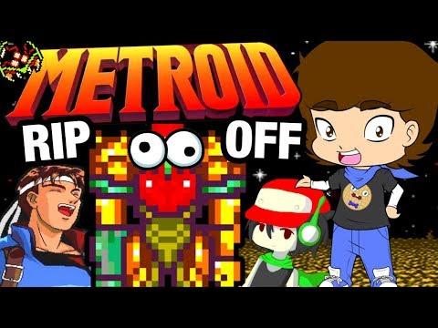 Metroid RIP OFFS! - ConnerTheWaffle