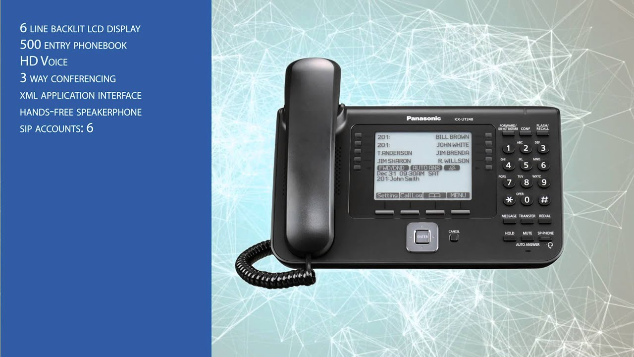 PANASONIC KX-UT248 SIP PHONE WINDOWS 10 DRIVER DOWNLOAD