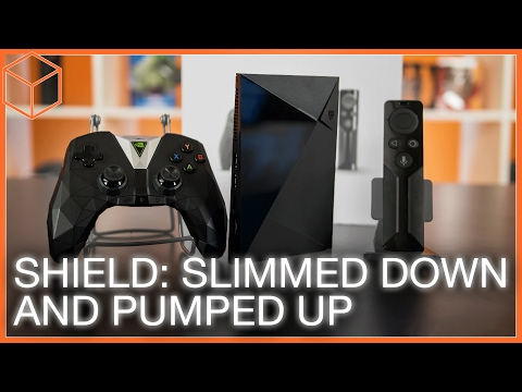 Nvidia SHIELD TV (2017): 4K, HDR, and a (much) better controller