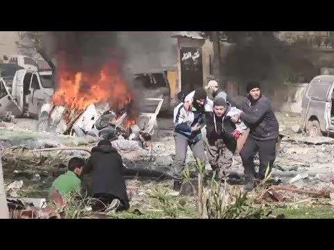 ضابط عسكري: ميليشيا أسد غير قادرة على معركة إدلب..والمفخخات محاولة لنقل المشهد عن الأزمة الاقتصادية  - 23:52-2019 / 2 / 18