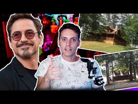 Puedes Rentar en Airbnb la CABAÑA de Tony Stark y Luisito contesta-Wefere NEWS