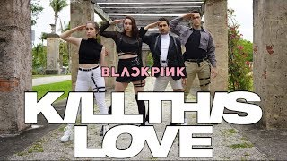 BLACKPINK () - KILL THIS LOVE Dance Cover by BobaPOP