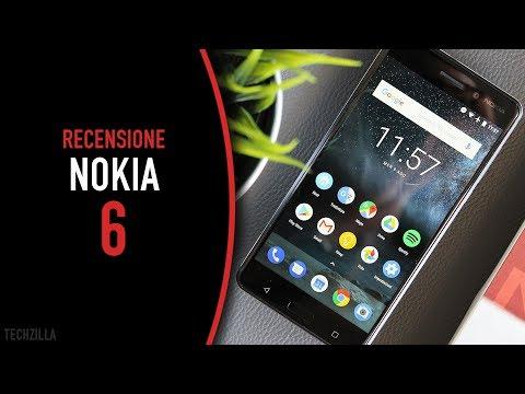 Non è solo NOSTALGIA!?? - Nokia 6 Recensione
