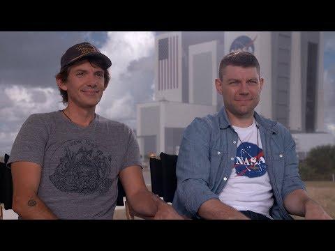 FIRST MAN : Patrick Fugit & Luke Haas
