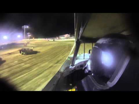 Matt Westfall - Modified Feature - Limaland 8/15/14