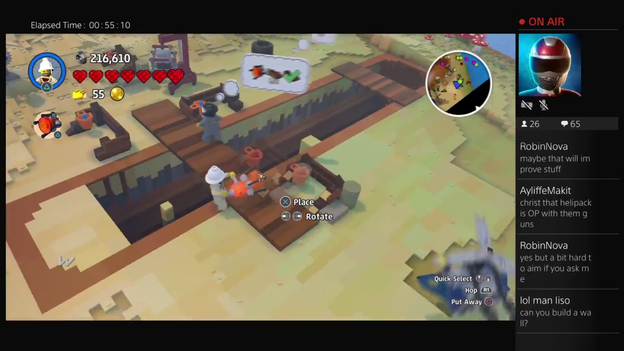 lets play lego worlds ps4 full hd youtube. Black Bedroom Furniture Sets. Home Design Ideas