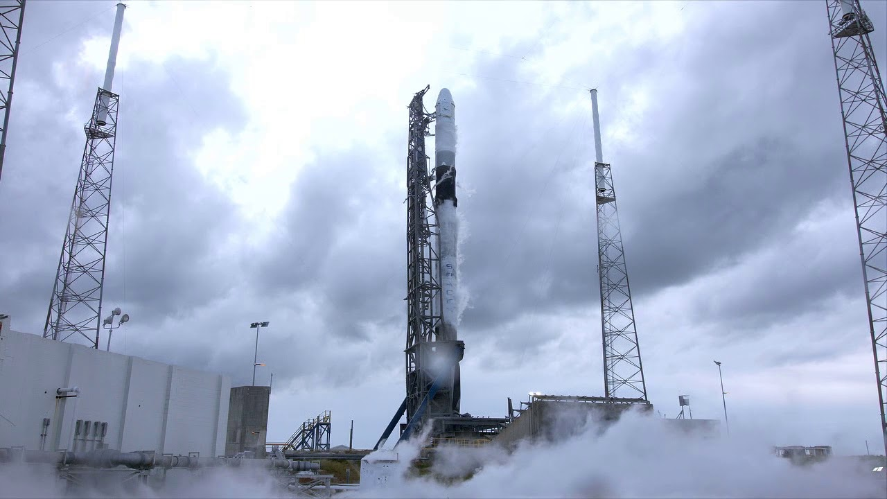 Thunderstorms could scrub historic SpaceX launch of two NASA ...