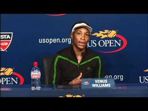 2010 US Open Press Conferences: Venus Williams (Third Round)