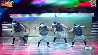 BOYZ UNLiMiTED GUESTiNG IN SHOWTIME XMAS SPECIAL