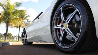 Ferrari 458 Spider OnBoard