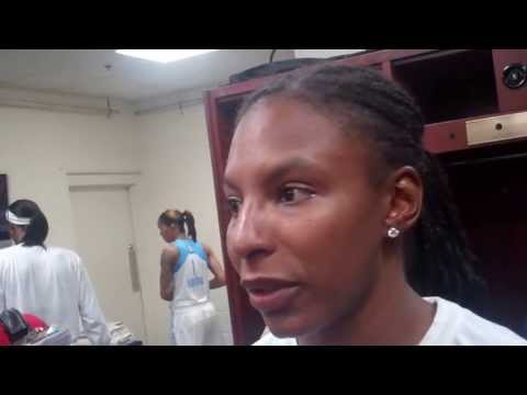 Chicago Sky's Shay Murphy postgame 6.26.13