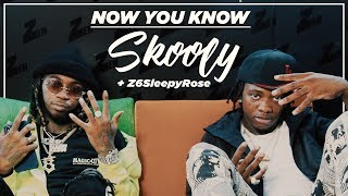 Skooly & Z6SleepyRose Talk Memories w/ 2 Chainz + Waffle House Opinions