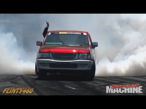 Ls1 Rodeo Why Not At Summernats 29 Youtube