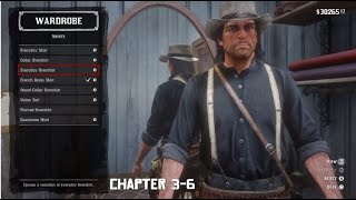 rdr2 cool outfits - Clip Ready