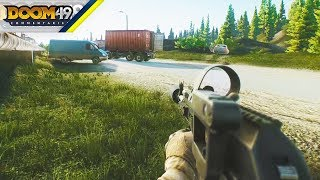 The Most INTENSE GAME - Escape from Tarkov Multiplayer Gameplay