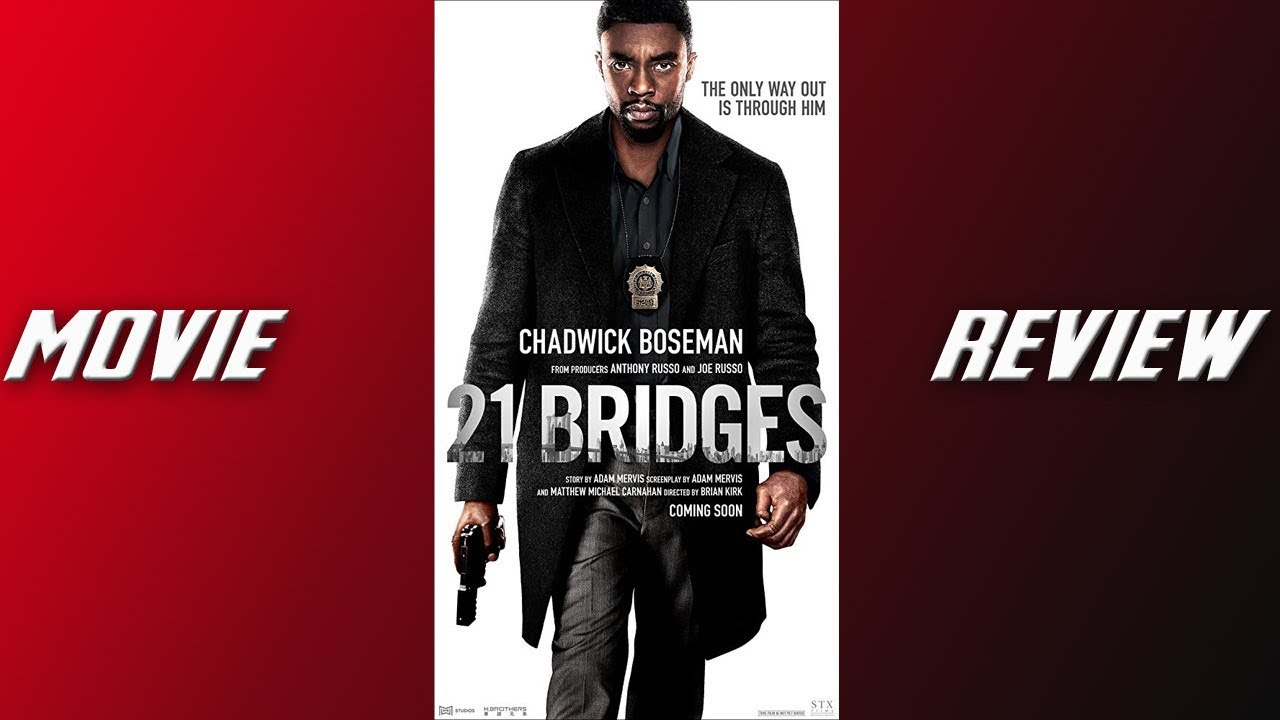 21 Bridges review  Chadwick Boseman takes Manhattan