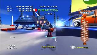 [Longplay] SSX 3 with Elise #1 (Xbox One, 1,500 Subs Special)