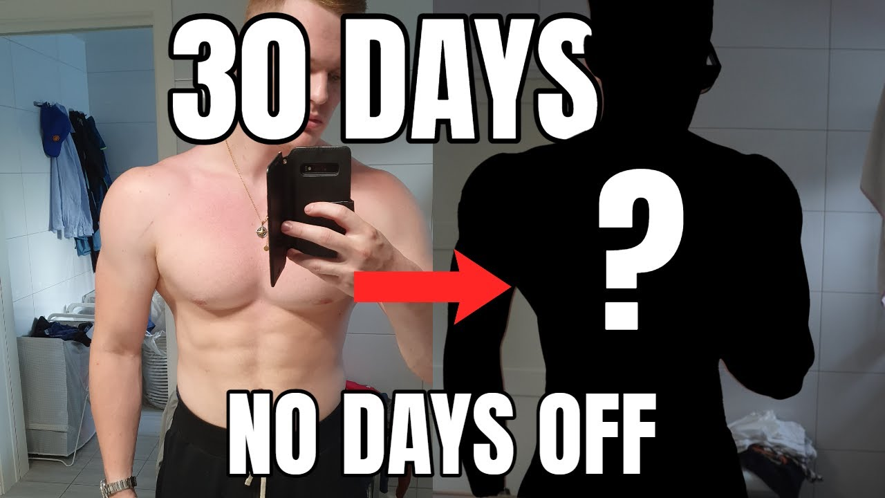 I Trained Abs and Cardio For 30 Days and This Is What Happened