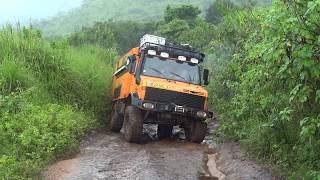 Africa Tour - Cameroon / UNIMOG