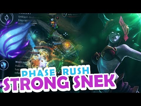 FROGGEN | PHASE RUSH CASSIOPEIA - THE SNEK IS A NIGHTMARE !!