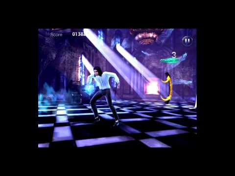Michael Jackson The Experience - Ghost  (Ipad / 3DS version)